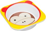 Skip Hop Zoo Tableware, Bowl, Marshall Monkey