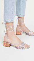 Sophia Webster Laurellie Low Sandals