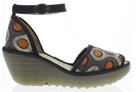 Fly London Women's Yeji708fly Platform Sandal