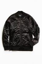 Stussy Satin Palm Souvenir Jacket