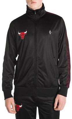 Marcelo Burlon County of Milan Chicago Bulls Logo Tracksuit Jacket
