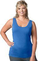 Soybu Plus Size Lola Scoopneck Yoga Tank