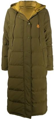 Kenzo Long-Length Puffer Jacket