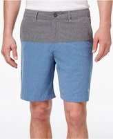 Tommy Bahama Cayman Men's Block and Roll Sun Protection 50 9-inch Swim Trunks