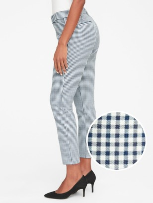Gap Curvy Skinny Ankle Pants with Secret Smoothing Pockets