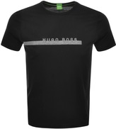 BOSS GREEN M Tee T Shirt Black