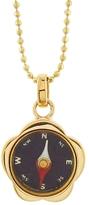 Sydney Evan Compass Charm Necklace