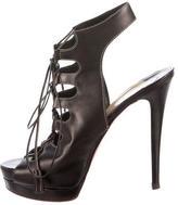 Christian Louboutin Miss Fortune Platform Sandals