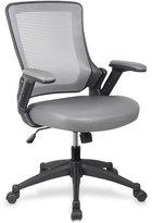 Techni Mobili Office Chair Gray , Quick Ship