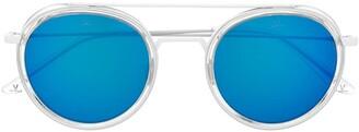 Vuarnet Edge 1613 round sunglasses
