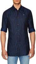 Vivienne Westwood Spread Collar Sportshirt