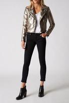 Blank NYC BlankNYC Metallic Jacket