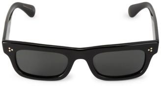 Oliver Peoples Jaye 50MM Square Sunglasses