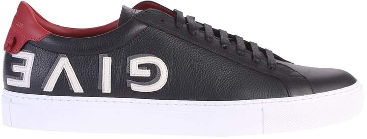 Givenchy Black Branded Sneakers