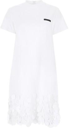Prada Sequin T-Shirt Dress