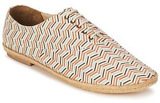 Petite Mendigote SIZERIN women's Smart / Formal Shoes in Multicolour
