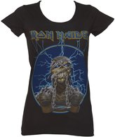 Amplified Ladies Iron Maiden Mummy T Shirt from