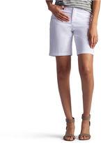 Lee Classic Fit Canvas Bermuda Shorts