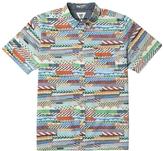 VISSLA Woodside Art Graphic Short Sleeve Shirt