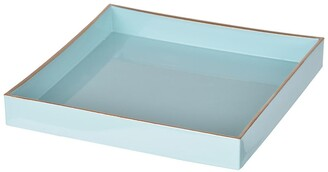 R16 Home Blue Mimosa Square Tray