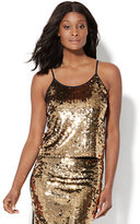 New York & Co. Sequin Camisole