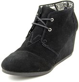 Toms Desert Wedge Boot 10006248 Womens 10