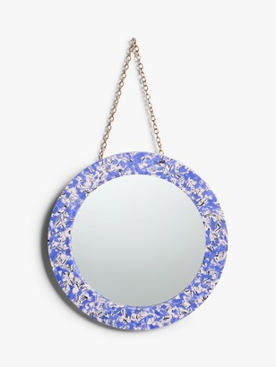 John Lewis & Partners Resin Speckle Mirror