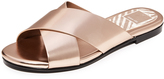 Dolce Vita Karlo Metallic Slide Sandals