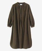 Toast Emma Wide Stripe Shirt Dress