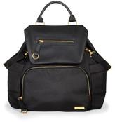 Skip Hop Infant 'Chelsea' Diaper Bag Backpack - Black