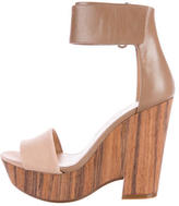 See by Chloe Platform Ankle Strap Sandals w/ Tags