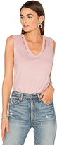 LnA Double Fallon Tank in Pink. - size M (also in )