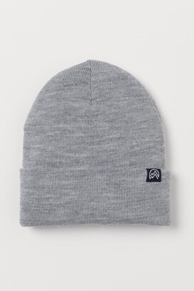H&M Text-embroidered hat