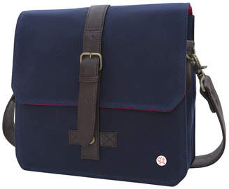 Token Waxed Carroll Shoulder Bag