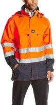 Helly Hansen Potsdam 71374 Light Samsung Waistband High Visibility Jacket Waterproof,XXX-Large