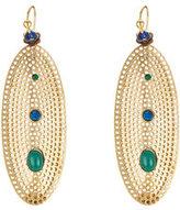 Gas Bijoux Chiara 24K Gold Plated Earrings