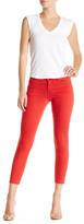 J Brand Low Rise Skinny Crop Jean