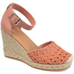 Journee Collection Women's Sierra Espadrille Sandal Women's Shoes