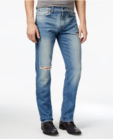 Joe's Jeans Men's Brixton Dunn Slim-Fit Ripped Destroyed Jeans