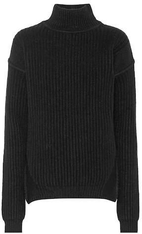 Rick Owens Wool turtleneck sweater