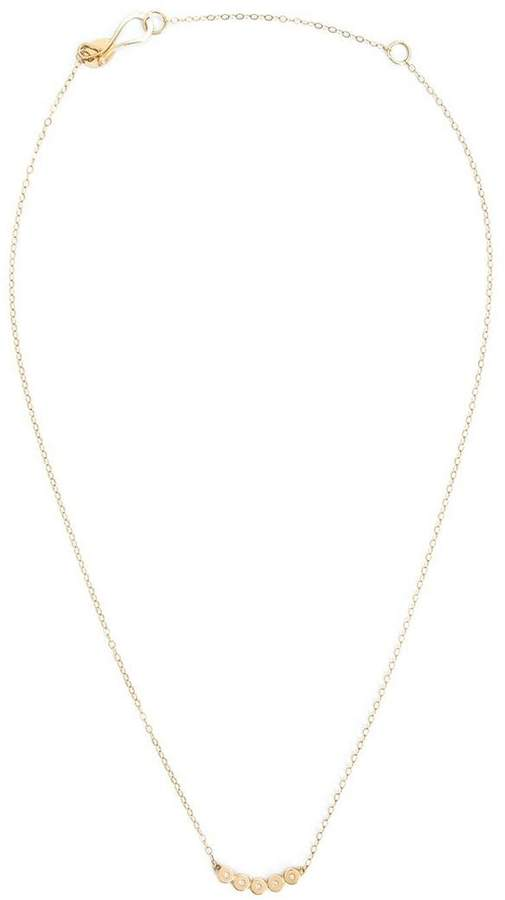 Melissa Joy Manning diamond pendant necklace