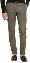 Polo Ralph Lauren Custom-Fit Tick-Weave Trouser