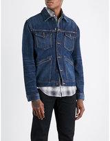 Tom Ford Contrast-stitching Denim Jacket