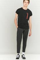 Edwin High Water Cropped Trousers