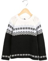 Tartine et Chocolat Boys' Patterned Knit Sweater w/ Tags