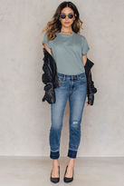 Calvin Klein Mid Rise Skinny Rebel Jeans
