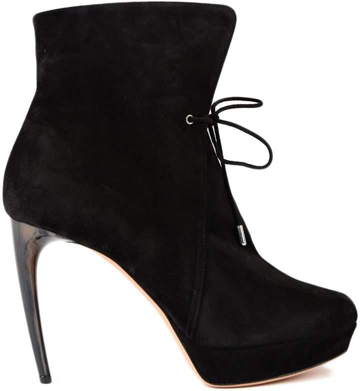 Alexander McQueen Low Boots