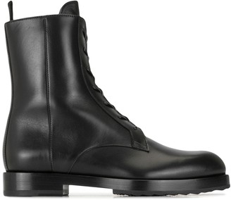 Pierre Hardy Parade lace-up boots