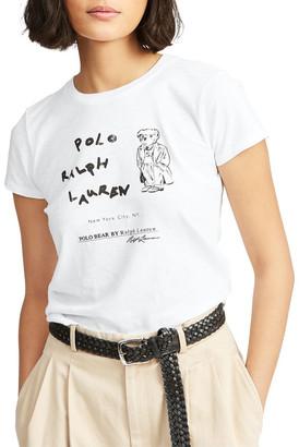 Polo Ralph Lauren Polo Bear Jersey Tee