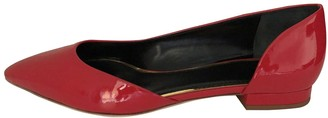 Lanvin Red Patent leather Ballet flats